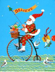 I Believe in Santa-