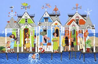 Cottage Row-