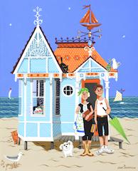 Little Blue Cottage-