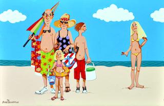 Polka Dot Bikini-