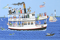 Cape Fear Ferry-