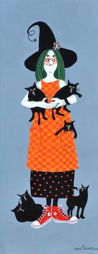 Ivy Loves Cats-