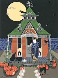 Minerva's Cottage-