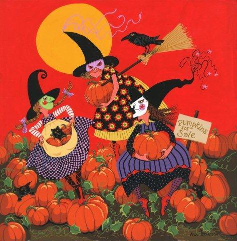 Pumpkin Patch-