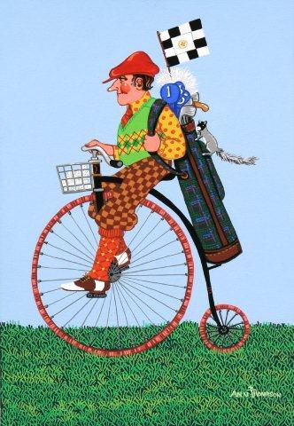 The Golfer-