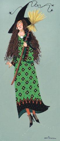 Green Witch-