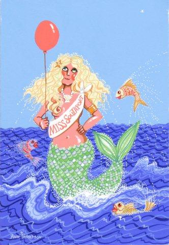 Miss Southport Mermaid