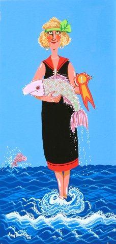 Fisherwomen 1-