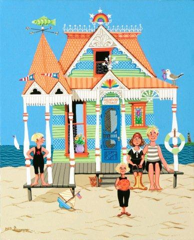 Rainbow Cottage-