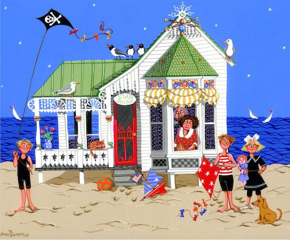 Starshine Cottage-