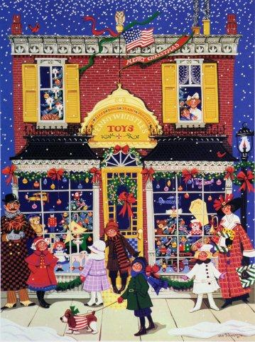 Toy Shop-