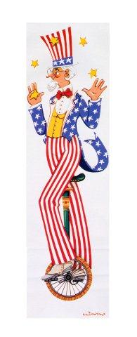 Uncle Sam on a Unicycle-